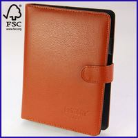 10 Years Experience Offer Credit leather travel journal