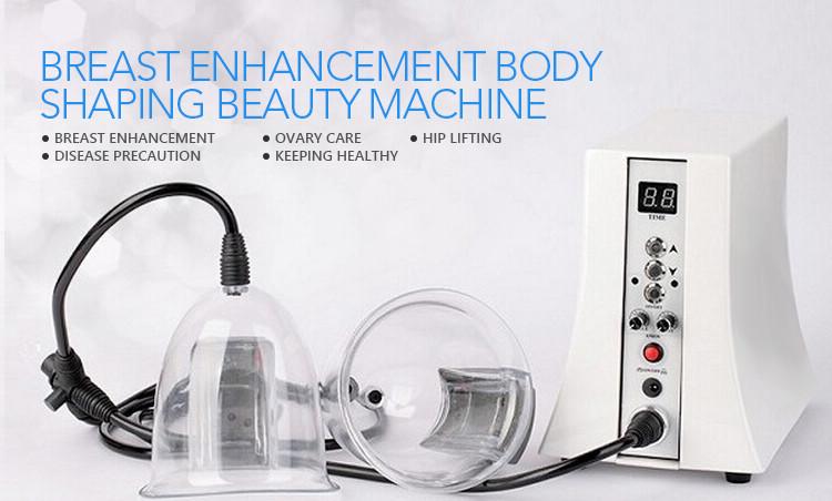 Breast Enhancers Feature vacuum butt lifting machine cups vacuum breast enhancement buttocks enlargement cup vacuum FX032