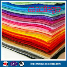 High quality Needle punched Polyester Nonwoven Rolls felts