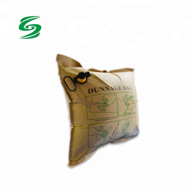 Paper Dunnage Air Bag With Super Fast Valve