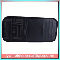 Cd dvd disc storage bag holder case H0Twpt sun visor for car