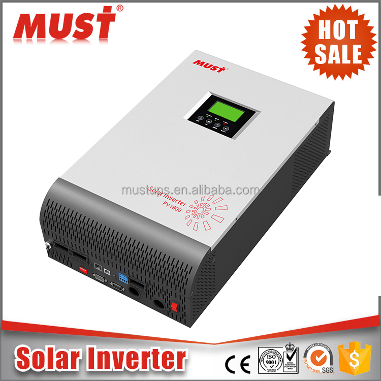 2kva to 5kva with build in mppt controller solar hybrid inverter dc ac inverter solar hybrid inverter