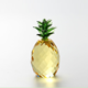 Christmas Gift Decoration Wedding Gift Crystal Pineapple Model Crystal Paperweight Decoration Glass Fruit