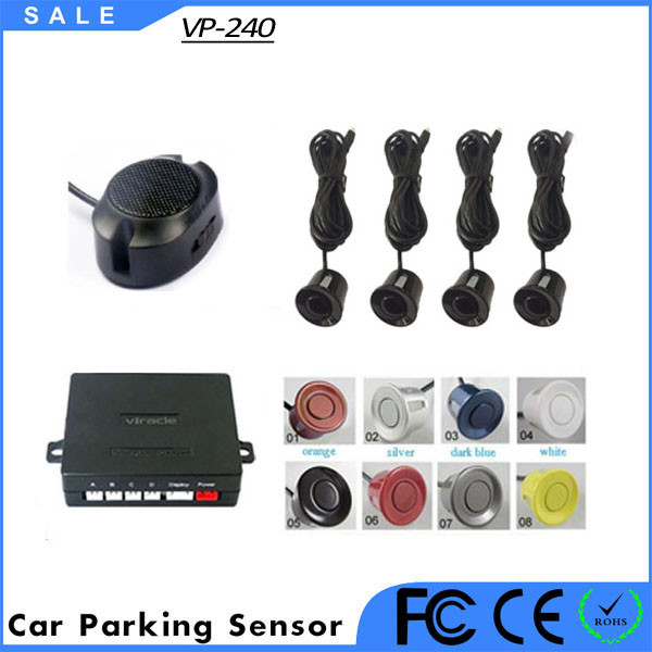 China accessory buzzer warning parking sensor / car alarm VP-240