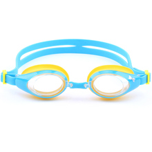 Famous brands high quality shark kids swimming goggles