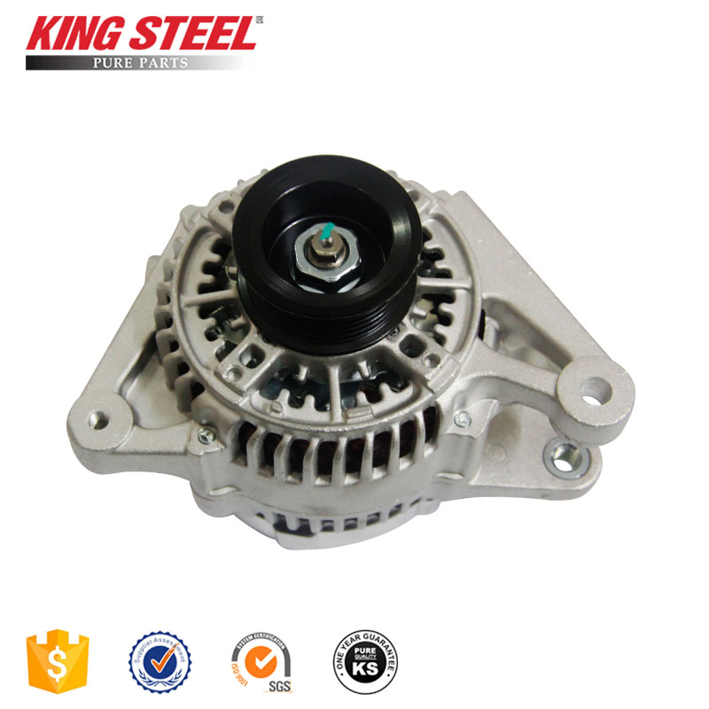 Hot Sale Auto Car Spare Parts Alternator for Toyota Vios Prado Hilux Landcruiser Rav4 Suzuki Swift Mitsubishi Pajero Hyundai
