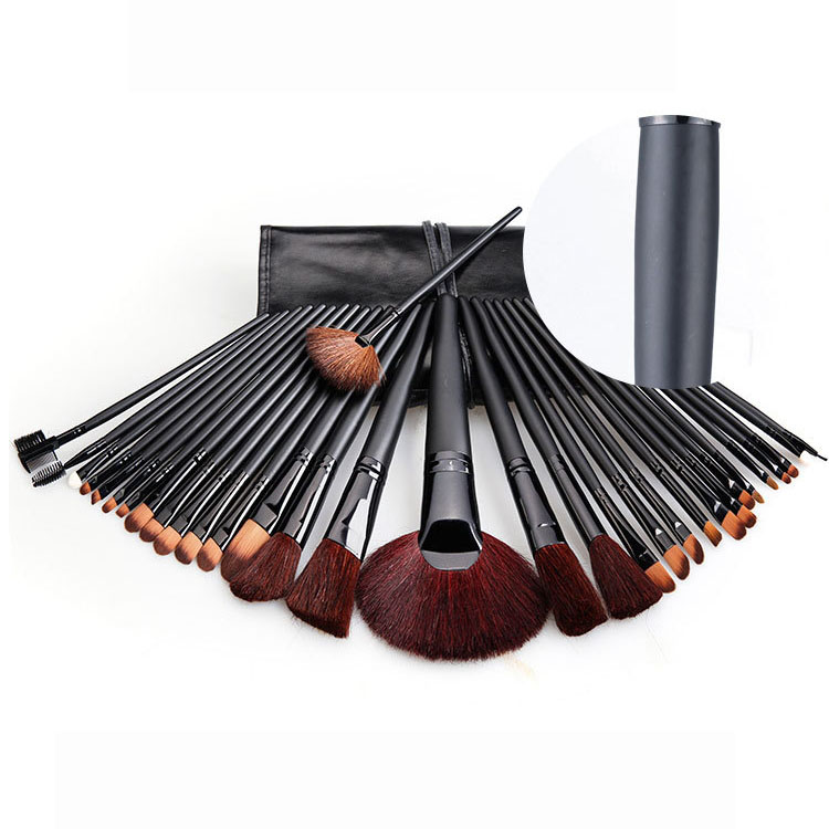 32pcs/set kabuki foundation best cheap makeup brushes