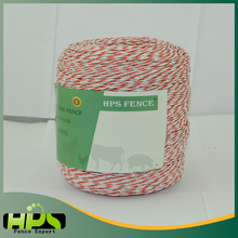 Electric Fence Rope 500m x 2.3mm Horse Fencing Rope/ Livestock