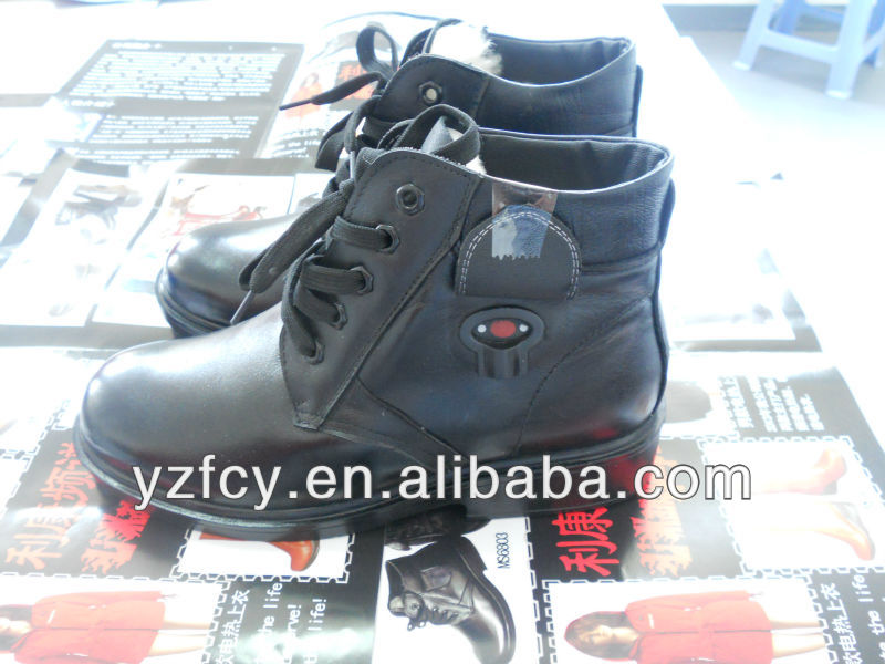 New Boots Shoes Women Heated Electric Outdoor Style FSFx4z