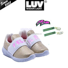 China factory where to buy led lights up glow sneakers for shoes near me
