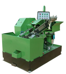 full automatic multifunction thread rolling machine
