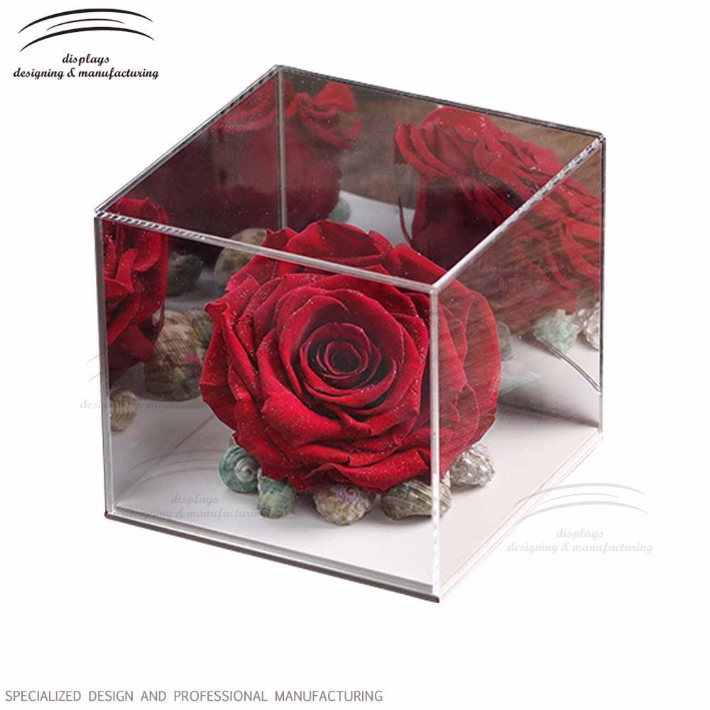 weitu acrylic cube box custom size wholesale acrylic. Black Bedroom Furniture Sets. Home Design Ideas