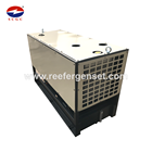 Set Reefer Generator Set Rear Cab Mount Generator Set For Reefer Container