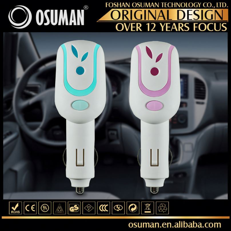 Automatic Car Air Freshener Oil Aroma Car Fragrance Diffuser