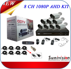 Manufacturer Price Home security wireless cctv dvr camera system