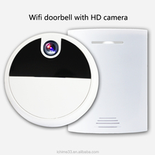 Smart Wireless IP Video HD 720P CCTV Camera Doorbell WiFi Doorbell Camera Wireless Doorbell Security HD Camera with Monitor