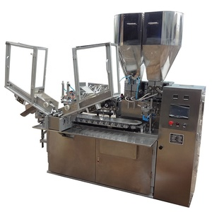 automatic skin ointment Filling and Sealing Machine