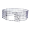 High quality stainless steel puppy pen