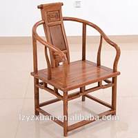 High quality antique hand craved living room furniture wooden colonial chairs