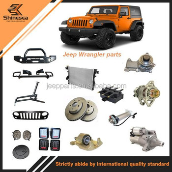 Accessories Jeep Wrangler JK