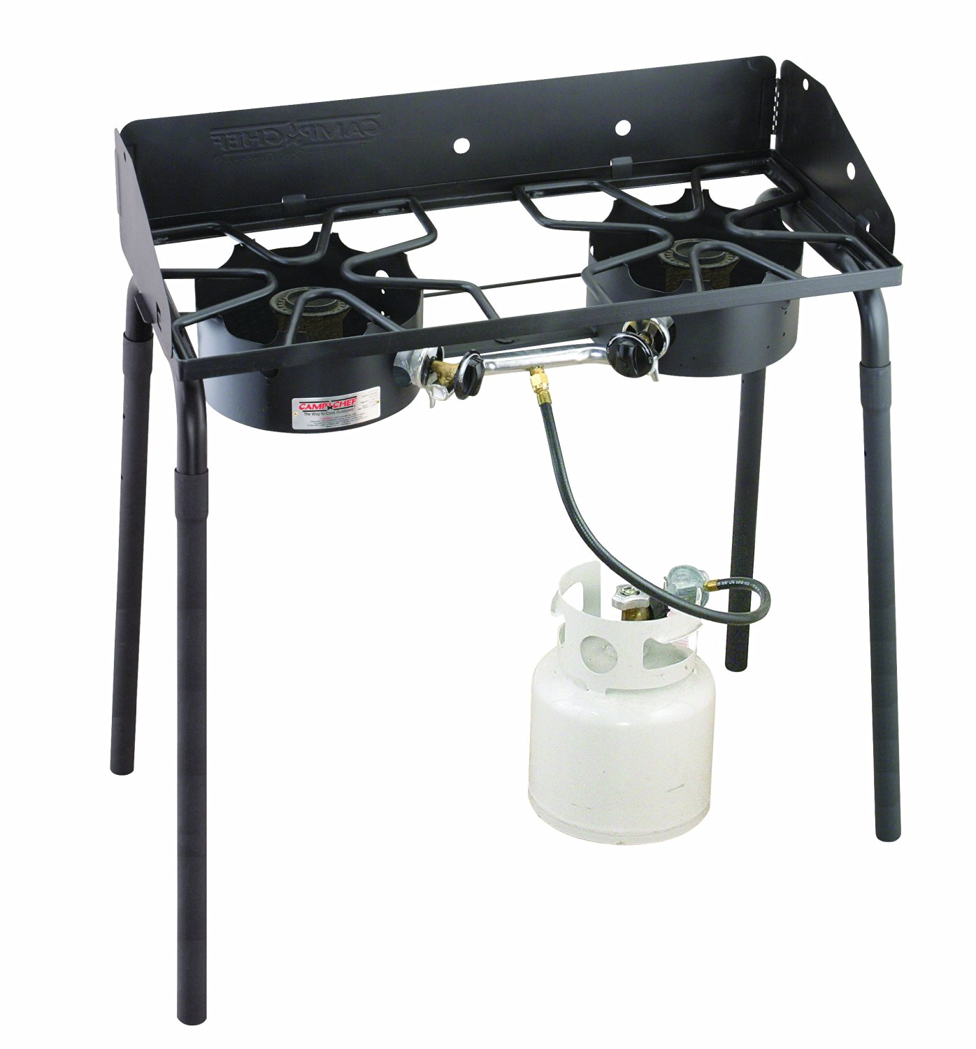 Camp Chef Outdoorsman High / Low 2 Burner Stove