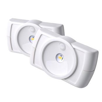 indoor wireless slim led light with motion sensor