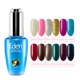 CCO EDEN factory colored202colors uv led china 3 step color gel nail polishwith fruit-flavored gum