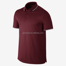 Multicolor tinto in capo 80% cotone 20% poliestere uomo polo, ordine all'ingrosso dry fit polo t-shirt per l'estate