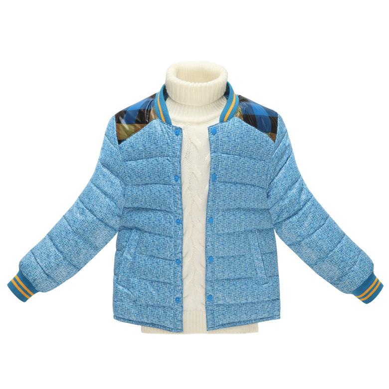 260a69227e9b Buy Thicken warm winter long sleeve Boys Kids Jackets   Coats cotton ...