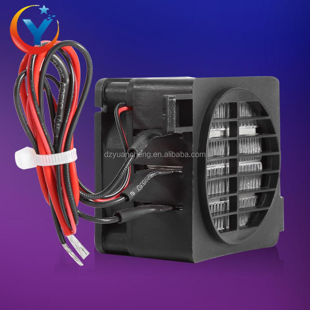 Energy Saving PTC Car Fan Air Heater Constant Temperature Heating Element Heate