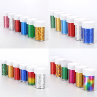 New art designs high quality star nail stickers wholesale