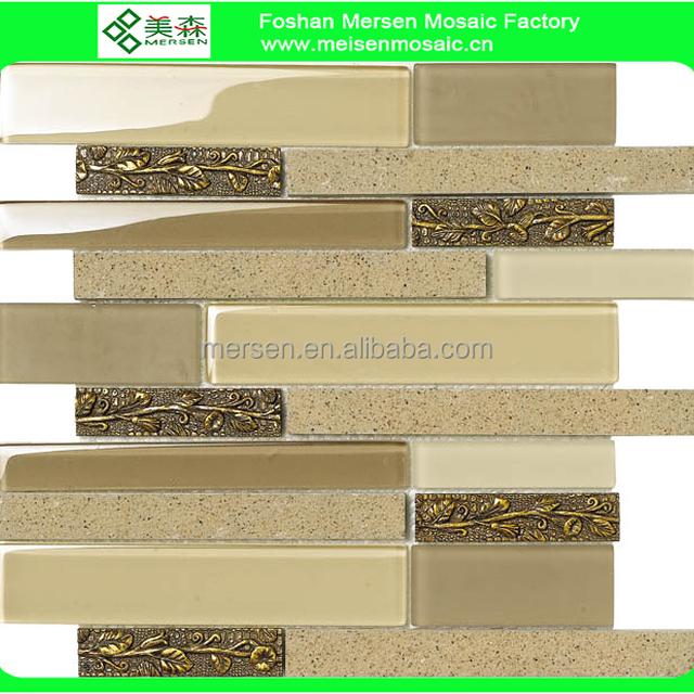 parquet slate stone mosaic tile-Source quality parquet slate stone ...