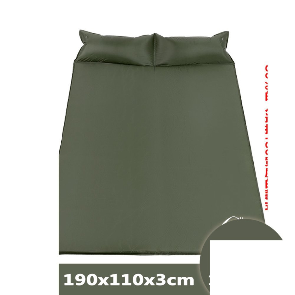 outdoor inflatable cushions/ mat/Double automatic inflatable cushions/ portable tents sleeping pad/ picnic mat