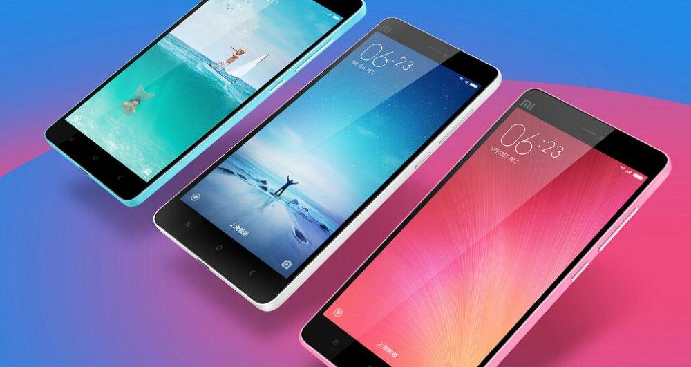 Xiaomi Mobile Phone 4gb Ram Cell Phone Xiaomi Mi4c