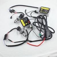 AC 35w bi xenon H4 Bi-xenon H4-3 HID BIXENON REPLACEMENT Bulb Headlight H4 4300K 6000K 8000K Hi/Lo Relay Harness