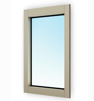 Aluminium Fixed Gl Window View Curtain Wall Skylight