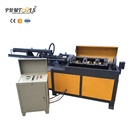 Mechanical steel wire straightening and cutting machine made in China