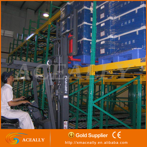 multi storey automatic prefabricated steel structure warehouse rack numbering system