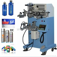 Hot sale commercial semi-automatic pneumatic cylinder silk screen printer for plastic bottles paper cups plywood LC-PA-300E