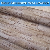 SINO Wood Pattern Home Wall New Designs Wood Wallpaper