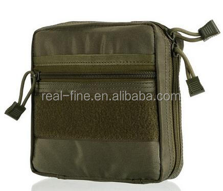 Outdoor First Aid Kit Survival Bag Tactical Multi Medical Tool Belt Pouch Military Medical bag