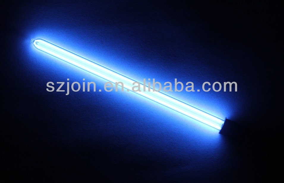 U Shape Cold Cathode Uv-c 254nm Lamp 5v Power Supply