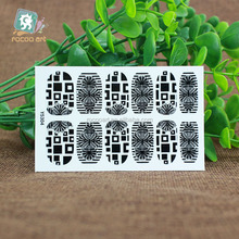 Y5304/Latest Hot Selling Nail Effects Polish Strips Decal Wrap Stickers Nail Vinyl Wraps