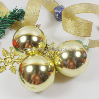 chinese supplier wholesale decoration hanging treeindoor clear plastic ornament christmas ballchristmas decorations