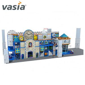 HUAXIA soft castle new design theme of indoor amusement park for hot selling