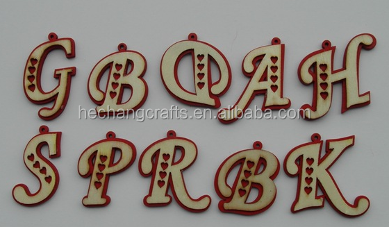 small wood letters for crafts small wood letters for crafts suppliers and manufacturers at alibabacom