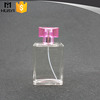 custom made 100ml empty clear Glass spray Perfume Bottles for sale