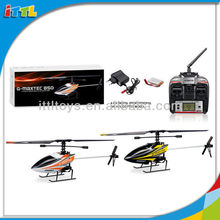 A498303 4CH RC Helicopter Model Matel Super Gyro Helicopter