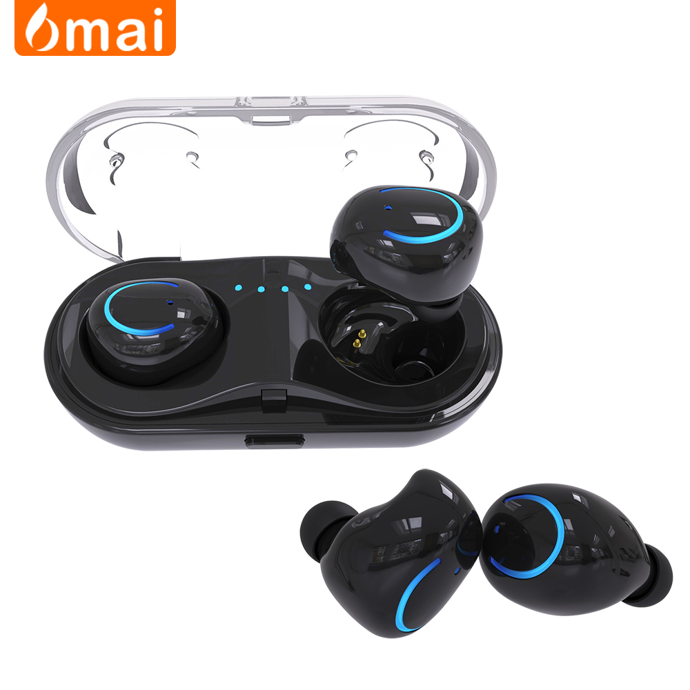 Wireless Earphone For Iphone Suppliers Headset Sports Hbq I7 Twins Bluetooth V42 7 Plus Oem And Manufacturers At