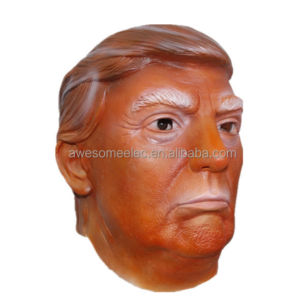 Mr. Donald Trump mask 2016 hot Party latex trump face mask